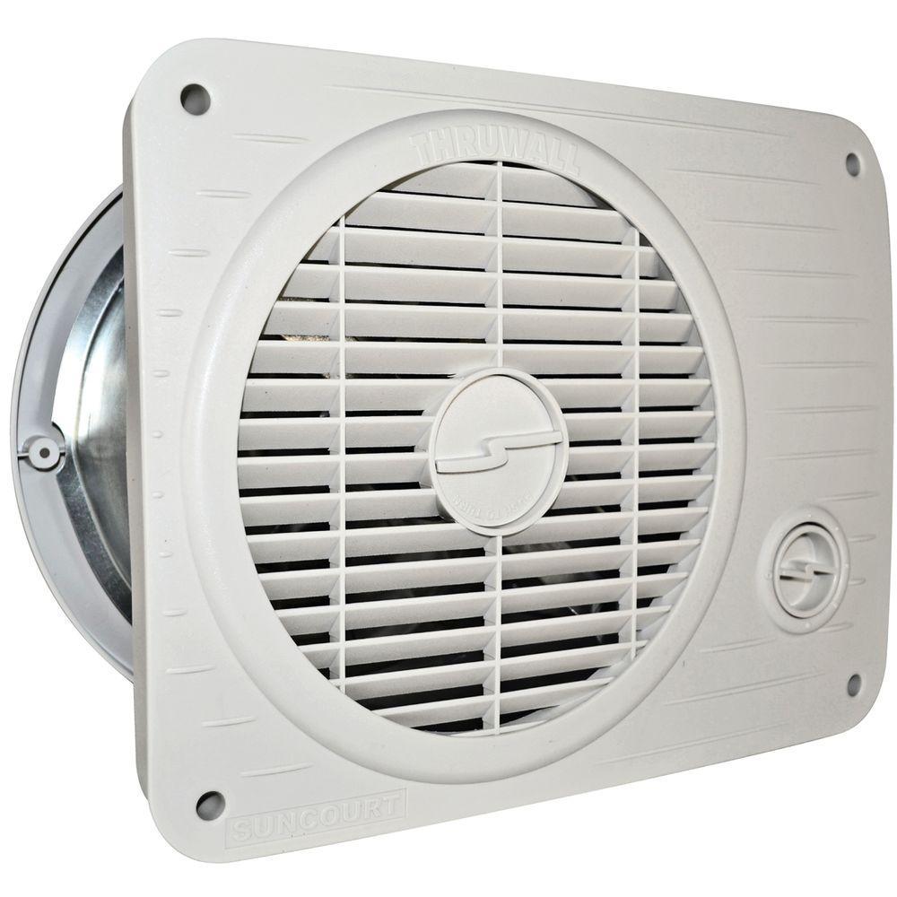 medium resolution of thru wall fan hardwired variable speed
