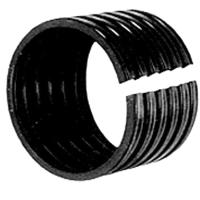 Advanced Drainage Systems 6 in. Polyethylene Split Coupler ...