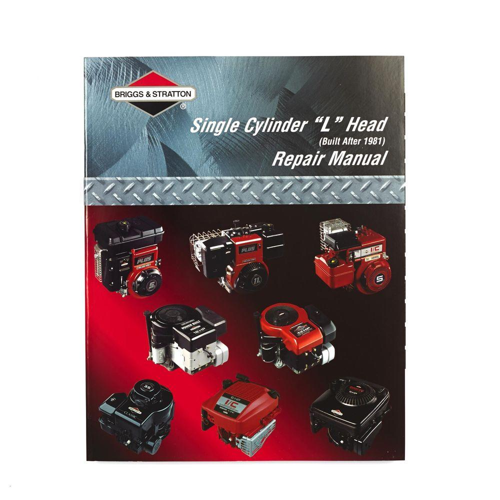 medium resolution of l head single cylinder engine manual
