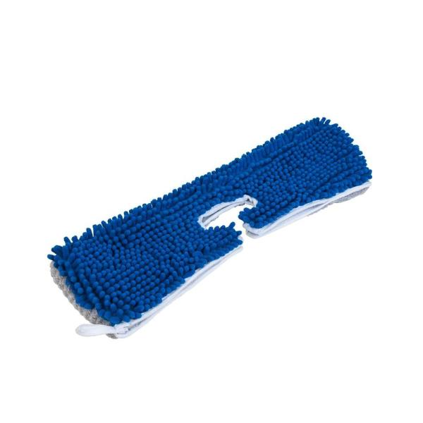 Quickie Flip And Shine Microfiber Floor Mop Refill-720784m1 - Home Depot