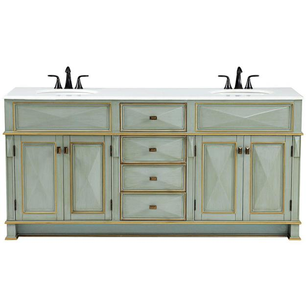 home decorators collection dinsmore 72 in. w x 22 in. d double bath