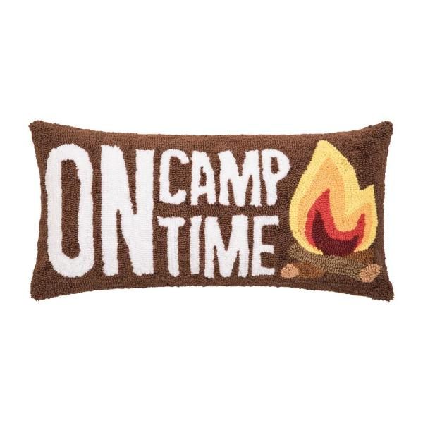 on camp time hooked