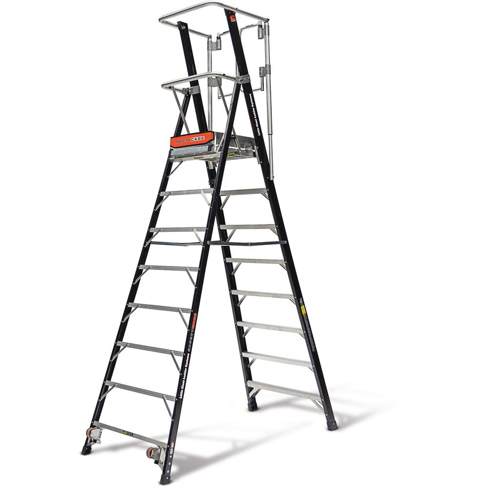 Ladders Home Depot