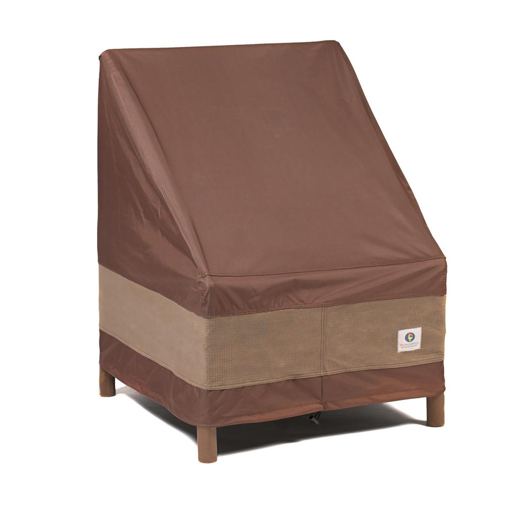 brown chair covers lifts for stairs covered by medicare duck ultimate 36 in w patio cover uch363736 the home