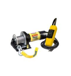 superwinch ac1000 115 volt ac industrial winch with hand held pendant remote [ 1000 x 1000 Pixel ]