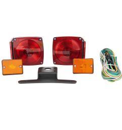 under standard trailer light kit with side marker lights [ 1000 x 1000 Pixel ]