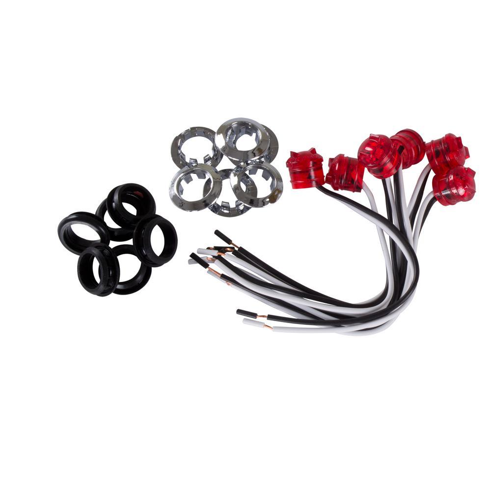 Blazer International One Light Kit Wiring Schematic : 51