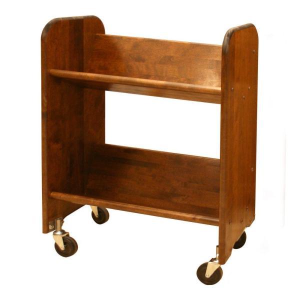 Catskill Craftsmen Bookmaster 2Shelf Bookcase3311 The