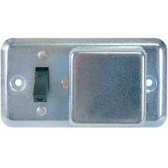 Fuse Switch Wiring Diagram Ezgo Windshield Cooper Bussmann Ssu Series 2 1 4 In Box Cover With Bp