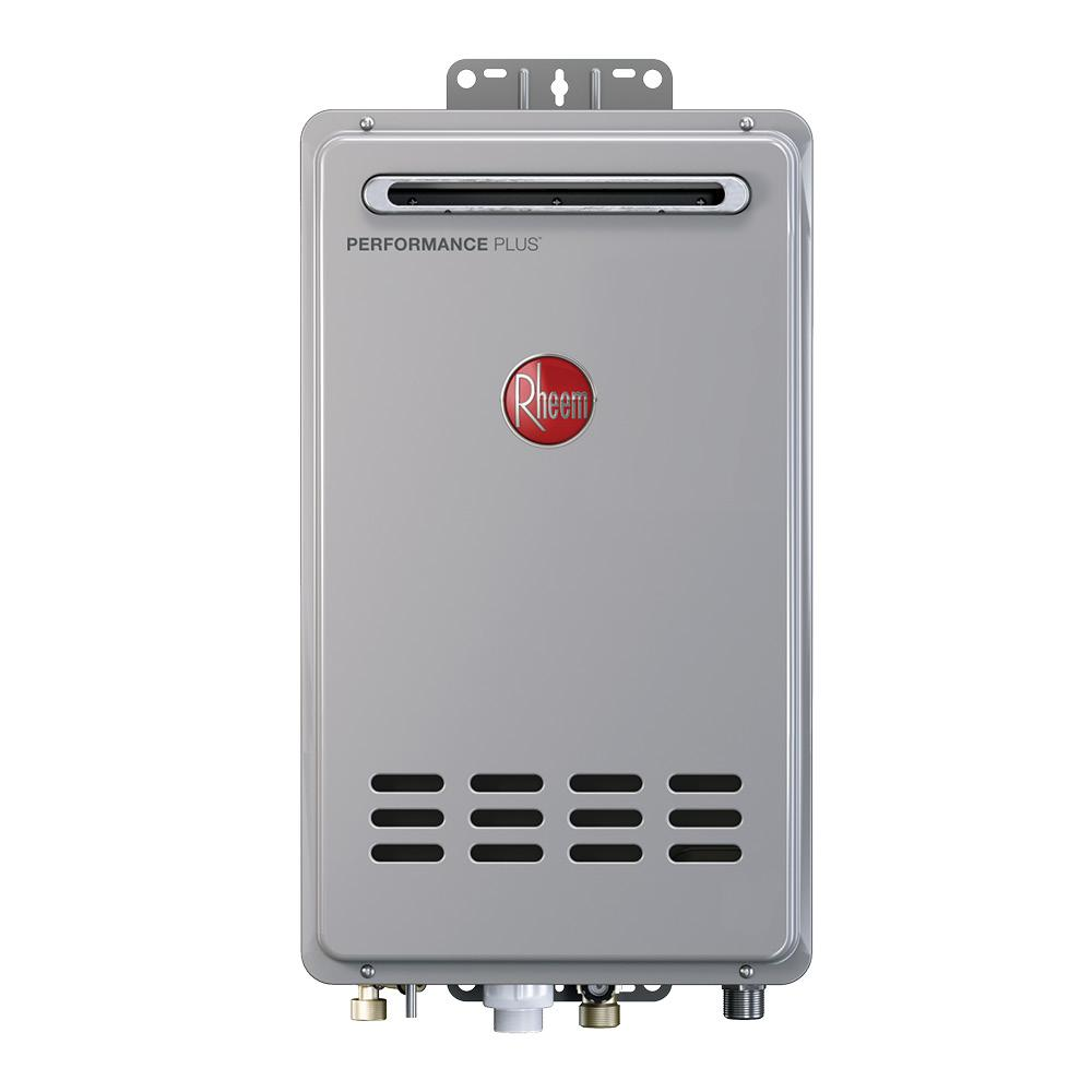 medium resolution of rheem performance plus 8 4 gpm natural gas mid efficiency outdoor tankless water heater