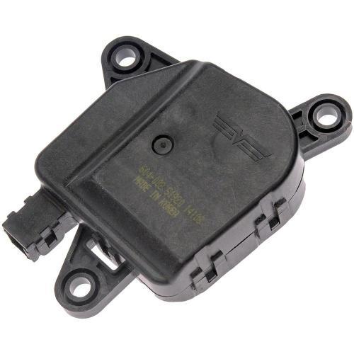 small resolution of air door actuator recirculation