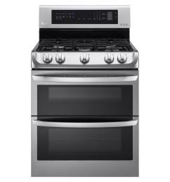 lg electronics 6 9 cu ft double oven gas range with probake lg stove top wiring diagram [ 1000 x 1000 Pixel ]