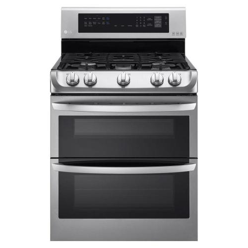 small resolution of lg electronics 6 9 cu ft double oven gas range with probake lg stove top wiring diagram