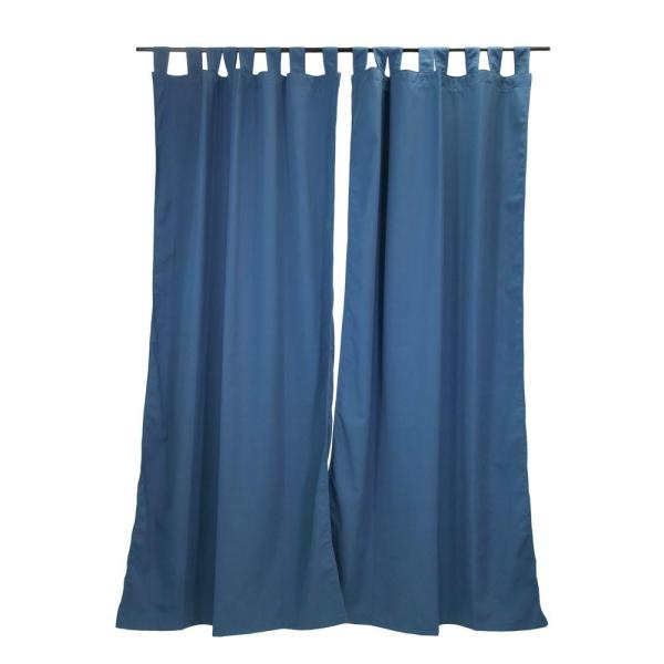 Outdoor Tab Top Curtain Panels