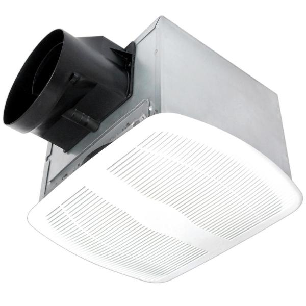Nutone Qt Series Quiet 80 Cfm Ceiling Exhaust Bath Fan Energy Star Qualified-qtn80e