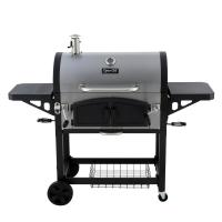 Charcoal Grill Dual Zone Premium Patio Barbecue Pit ...