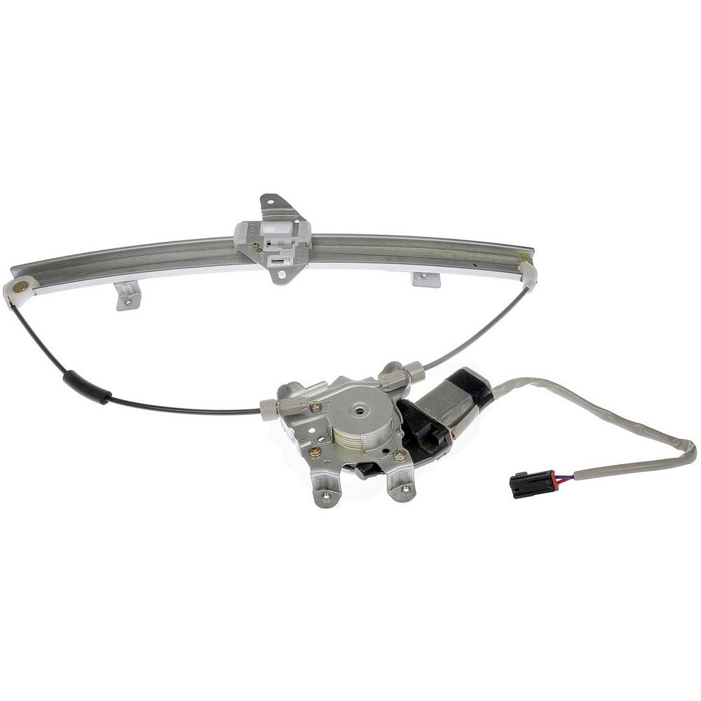 Dorman Front Left Power Window Motor and Regulator