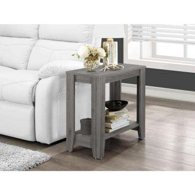 sofa tables for living room ideas with dark leather couches gray accent furniture the home depot end table