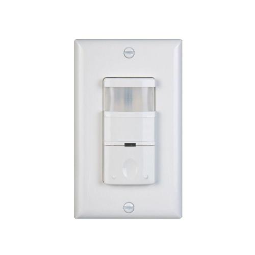 small resolution of 120 volt occupancy vacancy passive infrared motion sensor wall switch