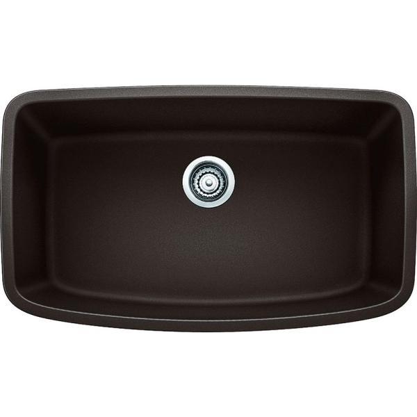 Blanco Cafe Brown Sink