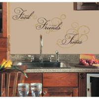 RoomMates Good Food Peel and Stick Wall Decal-RMK1692SCS ...
