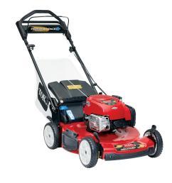 toro 22 in personal pace recycler variable speed gas walk behind self propelled lawn mower [ 1000 x 1000 Pixel ]