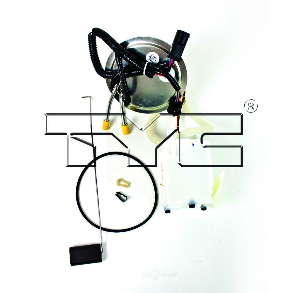 hight resolution of rear fuel pump module assembly fits 1999 2004 ford f 250 super duty f 350 super duty