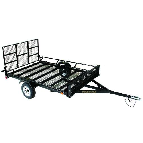 small resolution of northstar trailers unistar 6 ft x 10 5 ft atv trailer kit with side loading