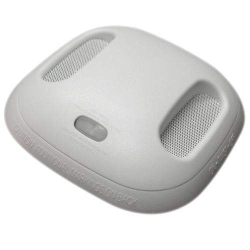 small resolution of kidde battery operated smoke and carbon monoxide combination detector with wire free interconnect and voice