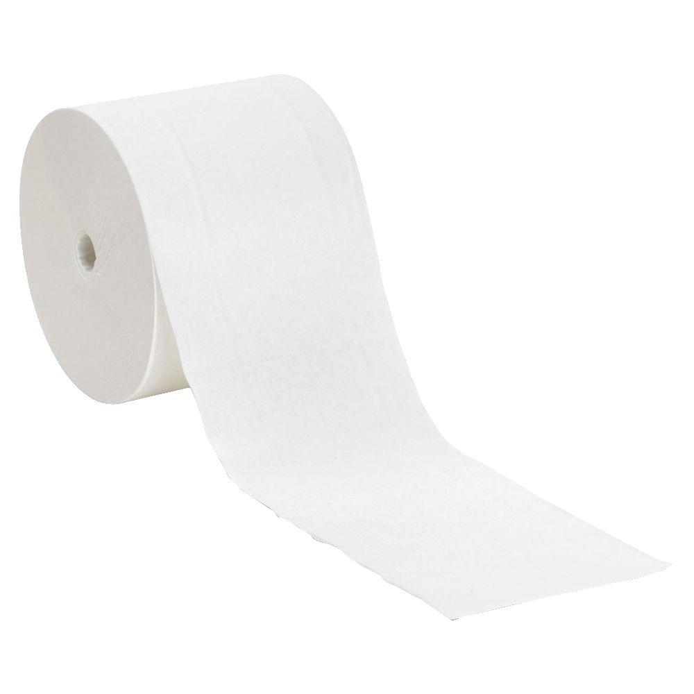 GeorgiaPacific Compact White Coreless Bathroom Tissue 2