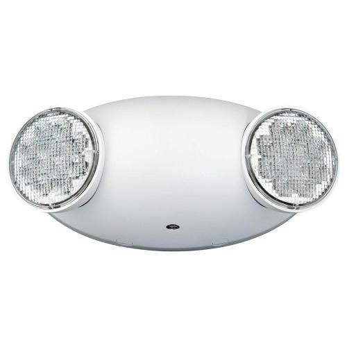 small resolution of white 2 light thermoplastic integrated led emergency light