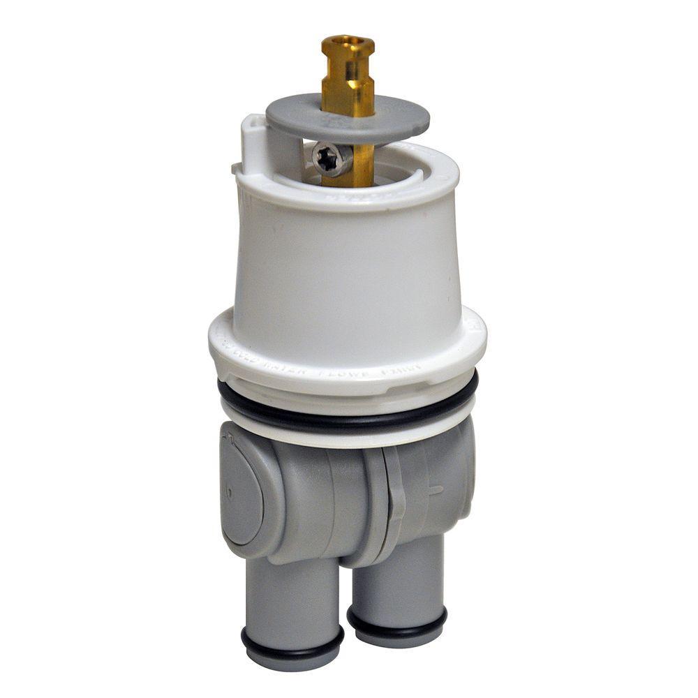 delta single lever shower faucet repair