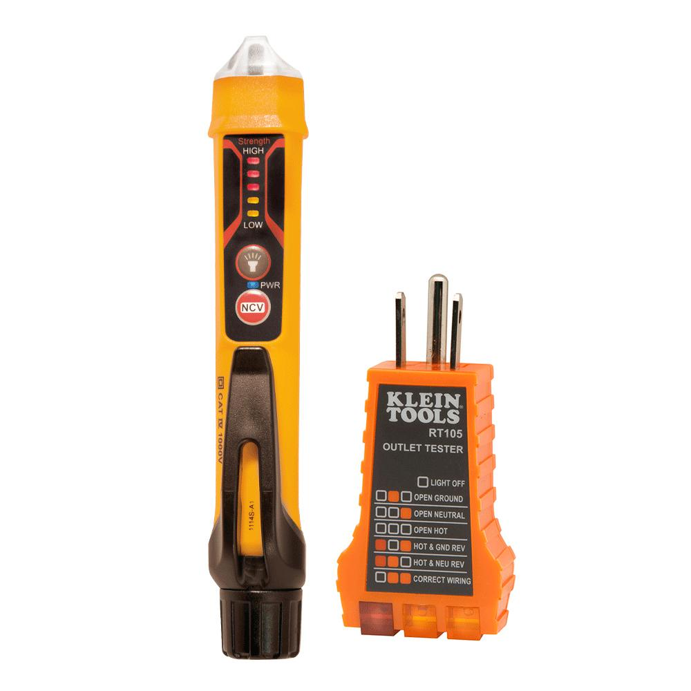 Tools 110460 Volt Electric Circuit Tester Electric Testers