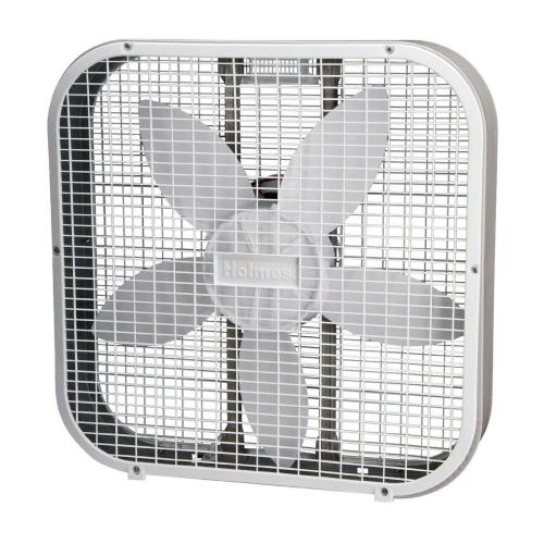 small resolution of holmes 20 in 3 speed box fan hbf2010awm the home depot holmes box fan fuse