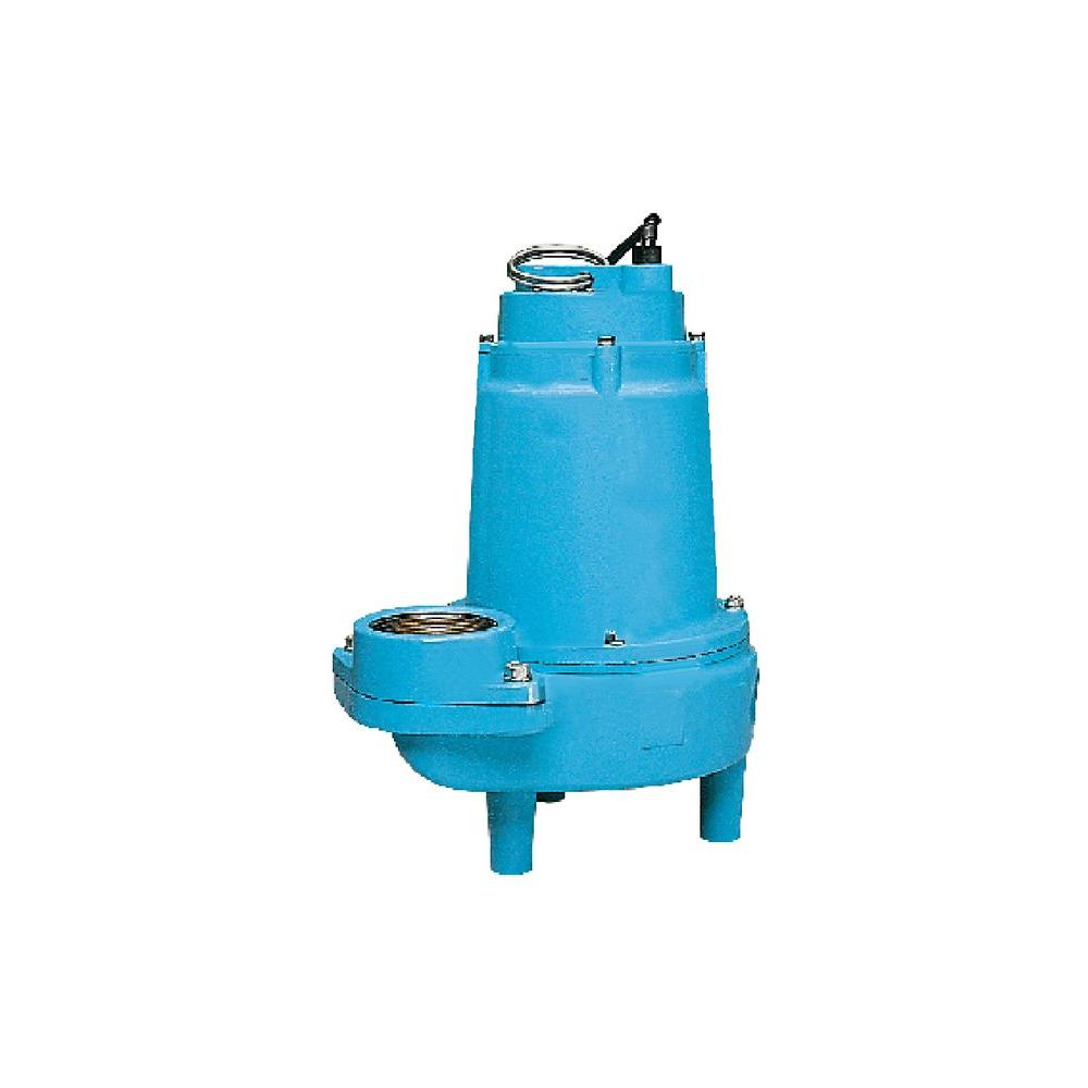 hight resolution of little giant 20s series 20s cim 2 hp submersible sewage pump