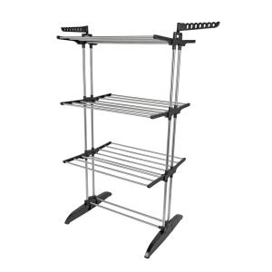 Greenway 24.6 in. W x 62.5 in. H Stainless Steel