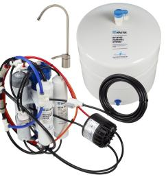 home master hydroperfection loaded under sink reverse osmosis water filter system [ 1000 x 1000 Pixel ]