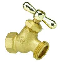 Everbilt 3/4 in. Brass FPT x MHT No
