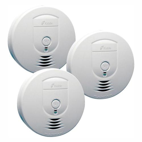 small resolution of kidde battery operated smoke detector with wire free interconnect 3 pack