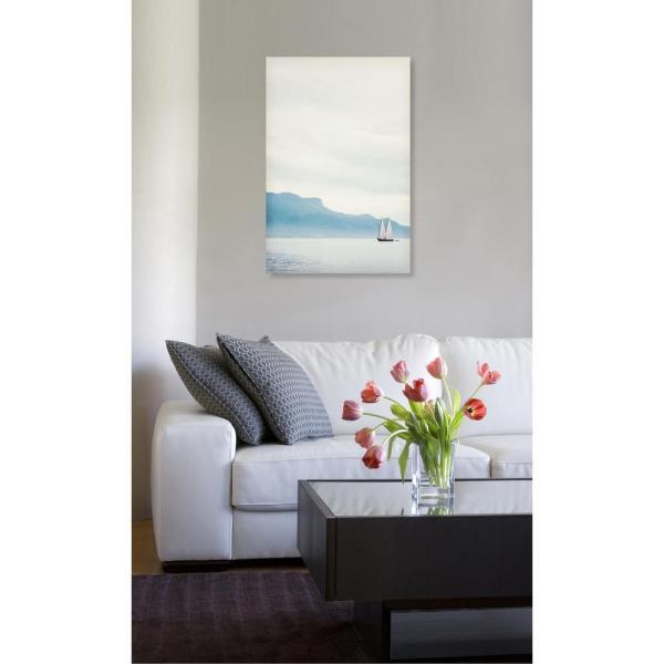 Oliver Gal Artist . 16 In. X 24 'in Horizon