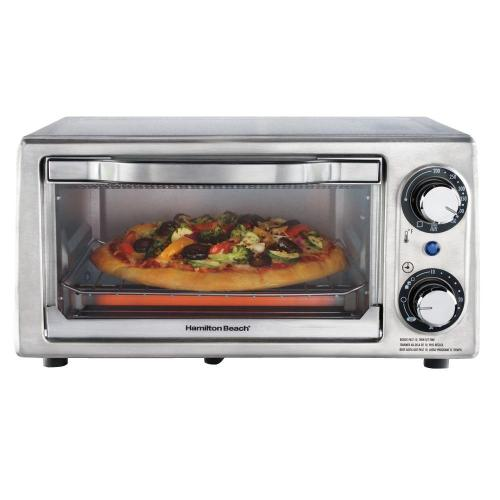 small resolution of hamilton beach stainless toaster oven