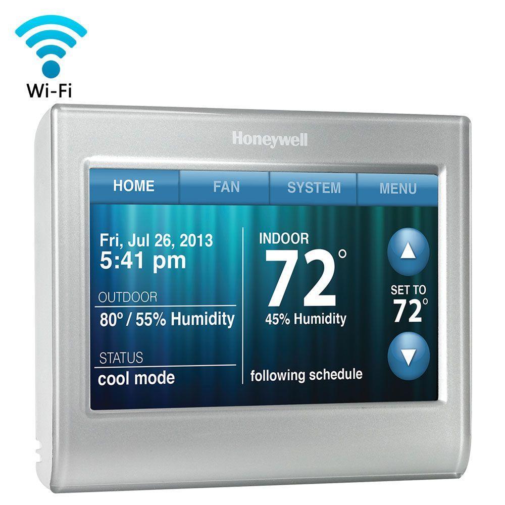 medium resolution of honeywell wi fi smart thermostat
