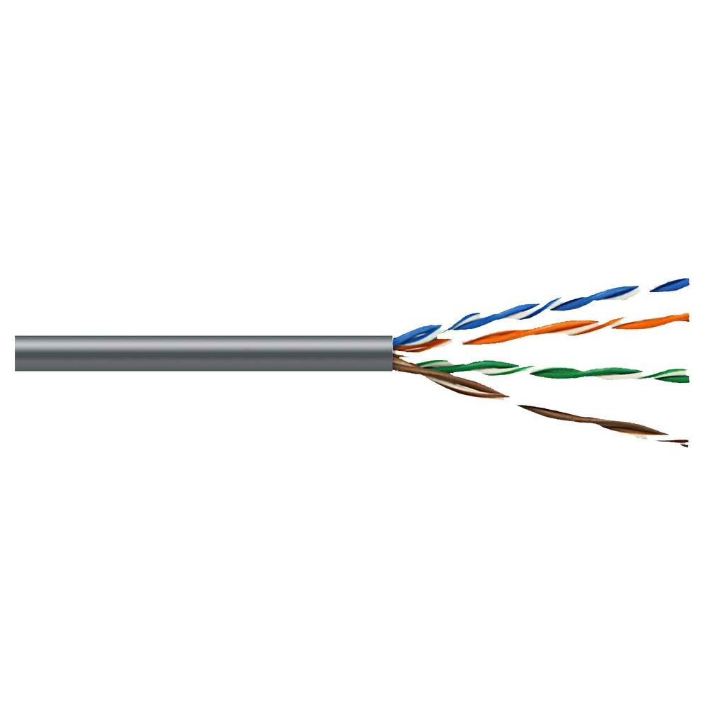 hight resolution of cat5e wiring home wiring diagramsyston cable technology cat5e 1 000 ft gray 24 4 riser twisted pairsyston