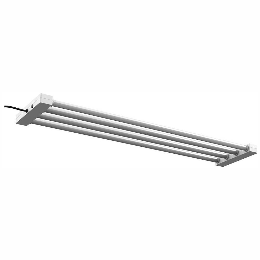Feit Electric 4 ft. 4-Light 76-Watt White Integrated