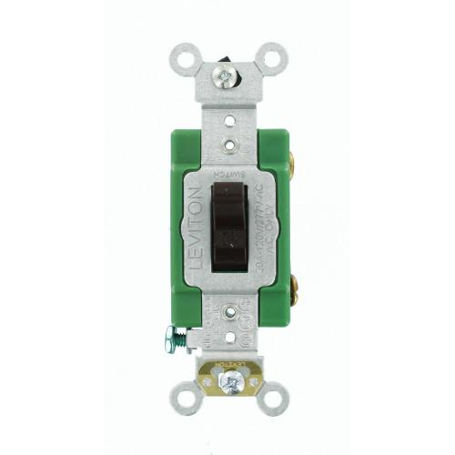small resolution of cooper wiring devices 30amp brown single pole locking light switch leviton 30 amp industrial grade heavy