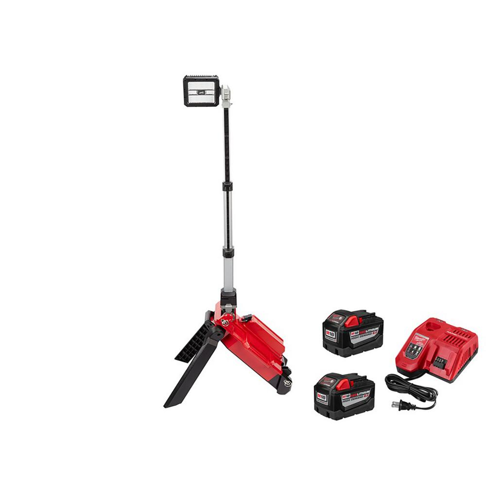 Milwaukee M18 ONE-KEY 18-Volt Lithium-Ion Cordless ROCKET