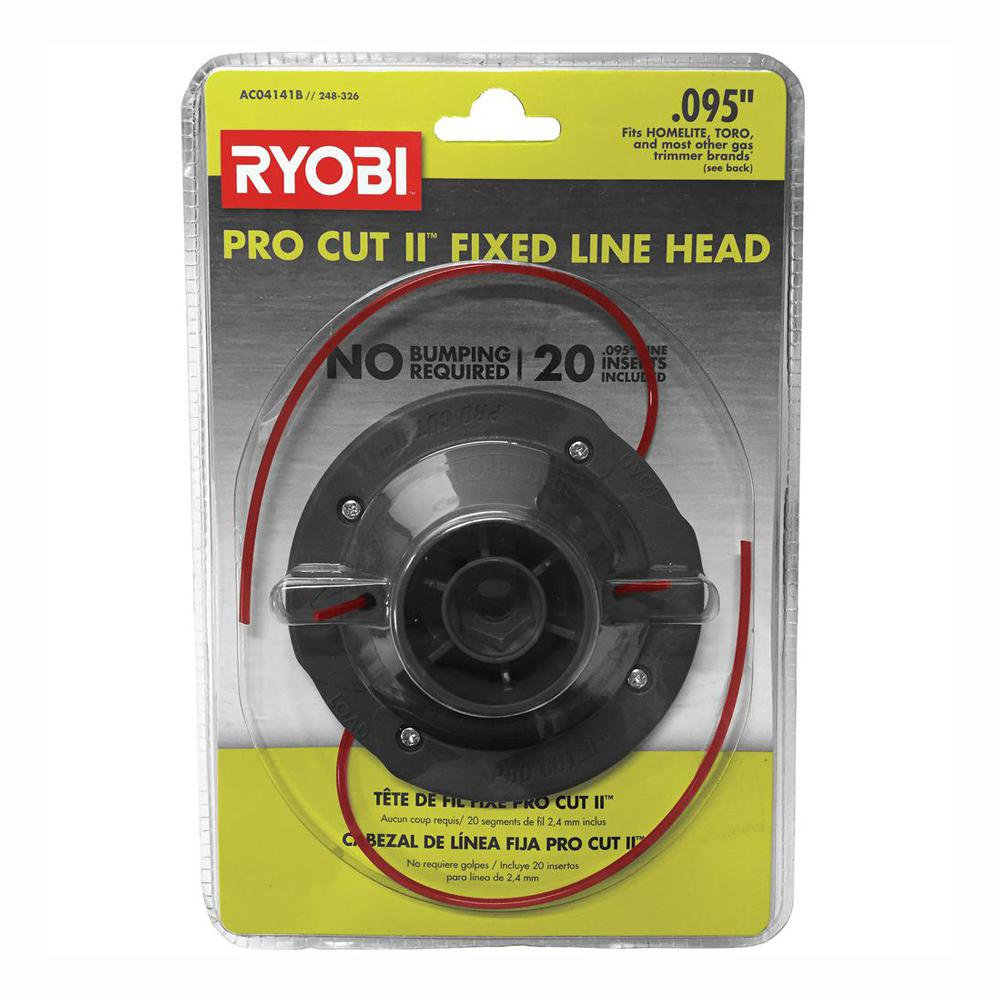 hight resolution of universal pro cut ll 0 095 in fixed line string head