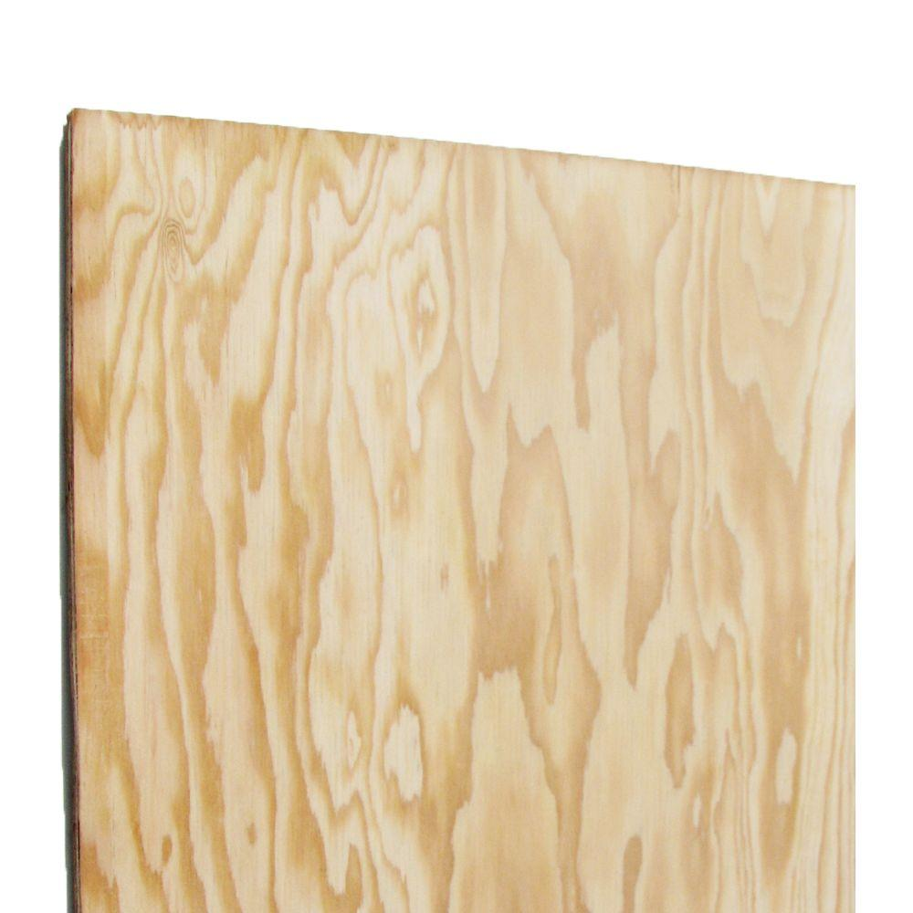 3 4 Sanded Plywood | WoodWorking