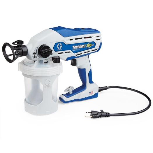 Graco Truecoat 360 Dsp Airless Paint Sprayer