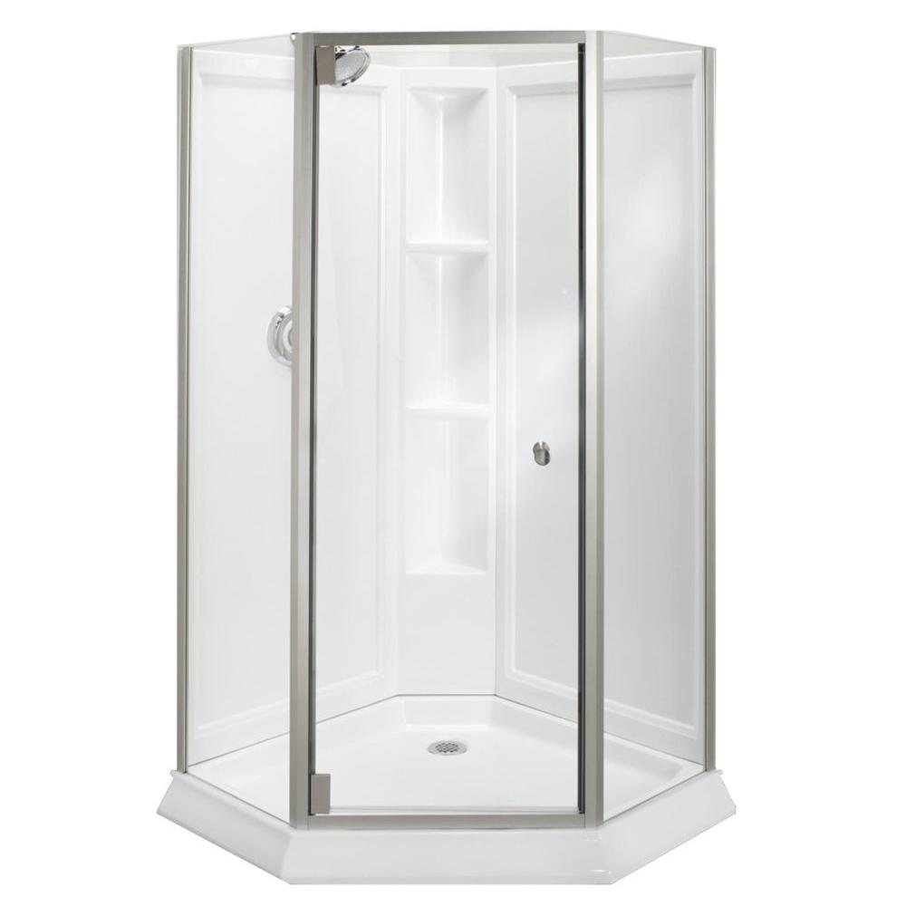 Home Depot Shower Stalls